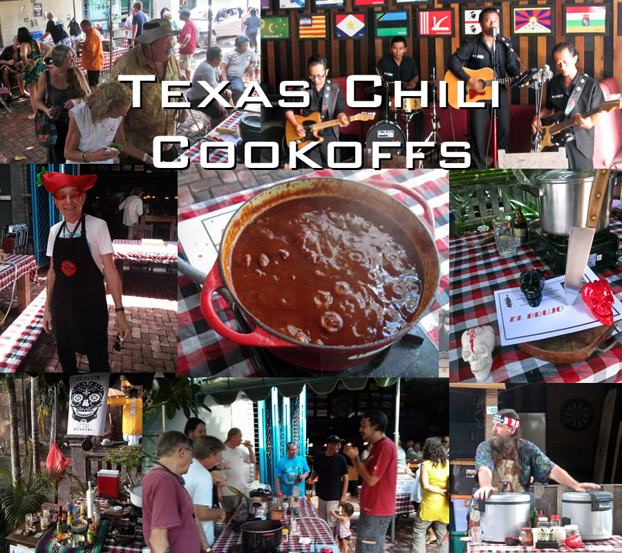 chili cookoff montage